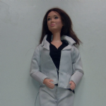 Hear'Say 1991 Pop Group Kym Marsh Doll Action figure